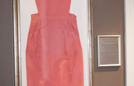 Evelyn D. Reinhart's uniform